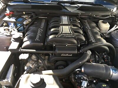 2007 Ford Mustang  2007 Ford Mustang GT Convertible with Edelbrock Supercharger