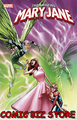 Amazing Mary Jane #3 (2019) 1St Printing Ramos Main Cover Marvel Comics