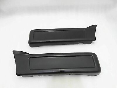 Suzuki Sj413 Sj410 Samurai Rear Bumper Protector Cover Cap Left & Right