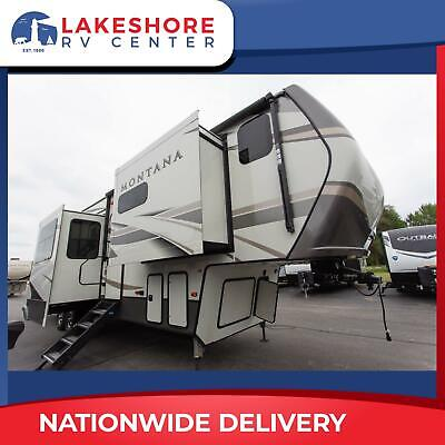 Keystone Montana 3741 Front Kitchen Fifth Wheel Camper RV - WHOLESALE PRICING!