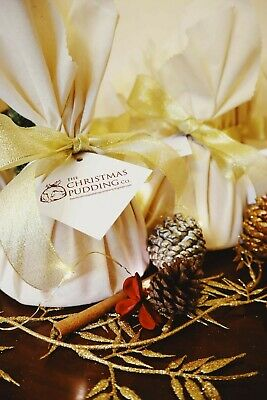 Christmas Puddings Deliciously Homemade 250g Artisan Batch Product