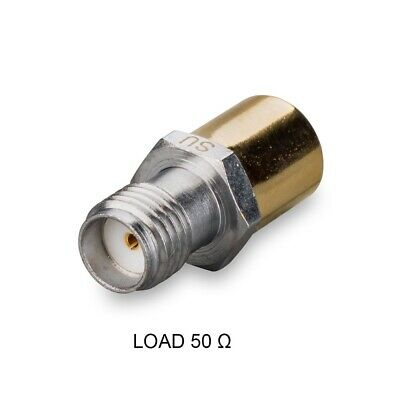 Matched load SMA(female), 50 Ohm, 7 GHz, 2 W