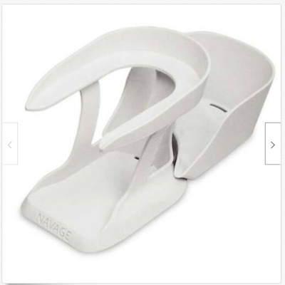 Navage Countertop Caddy (for use with the Navage Nose Cleaner)