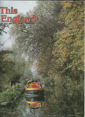 THIS ENGLAND Cultural History Magazine Autumn 1982