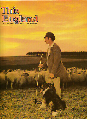 THIS ENGLAND Cultural History Magazine Winter 1982