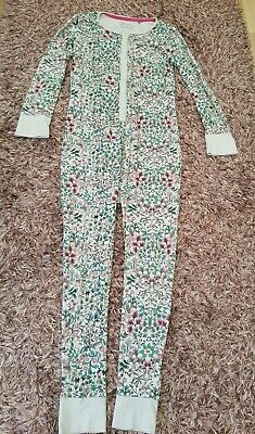 Next Girls All In One Sleep Suit Age 11 Years Woodland Theme