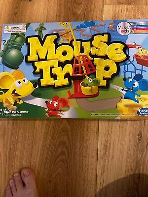 Mouse Trap Board Game - Great Condition (Complete)
