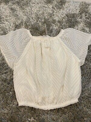 Mayoral Girls Top Age 18 Fits More 14-16! BNWT £21.99