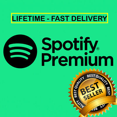 Spotify Premium Upgrade | LIFETIME | Guaranteed Service