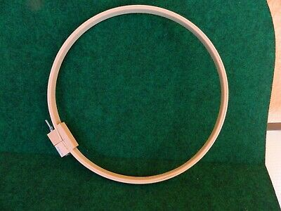 """Edmunds 18"""" Round Quilting / Embroidery Hoop - 12 X 20 Oval Hoop"""