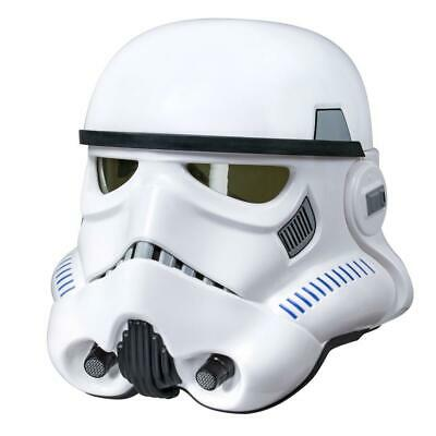 Star Wars Imperial Stormtrooper Electronic Voice Changer Helmet Mask Rogue One