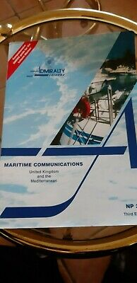 Maritime Communications: United Kingdom & the  Mediterranean(Admiralty),