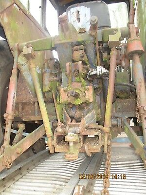 Leyland 245 Tractor Pick Up Hitch