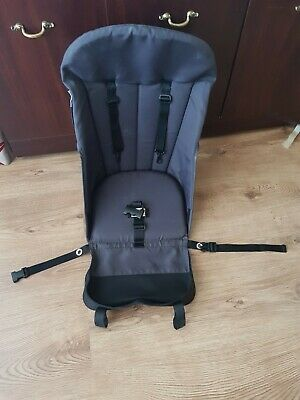 Bugaboo Cameleon  Grey Replacement Main Seat Fabric Fits Cameleon 1&2