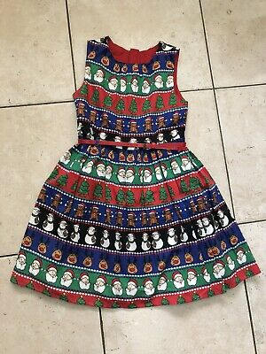 Girls Next Christmas Dress Age 10 Years / Party / Christmas Day outfit