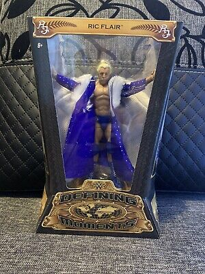 Wwe Elite Defining Moments Nature Boy Ric Flair Legend Wrestling Figure New Nib