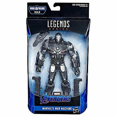 Avengers Marvel Legends Series Endgame Marvel's War Machine 6-inch Collectible A