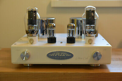 Fezz Omega Lupi Headphones Amplifier With Pcl86 Impedance