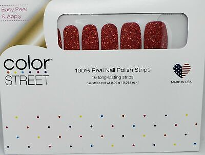 Color Street Nail Strips  ** A Lister ** Buy 3 get 1 free