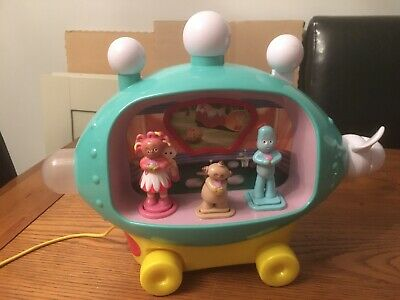 In The Night Garden Musical Activity Pinky Ponk Pull Along Toy - Lights & Sounds
