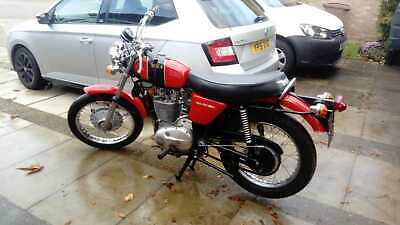 Bsa Gold Star B50Ss 1971 Superb Original Condition. Very Rare Classic Motorcycle