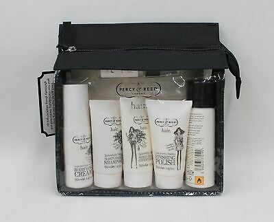 PERCY & REED Marvellous Moisture Hair Care Collection Kit 6 Pieces Gift Set NEW