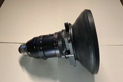Carl Zeiss 10-100mm F2.8 Vintage Zoom Lens For Arriflex 16SR - Arri Bayonet