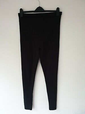 New Look Maternity Over The Bump Leggings Size M in Good Condition