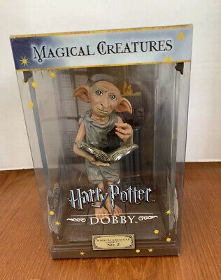 """Harry Potter Magical Creatures """"Dobby"""" Figure No.2, The Noble Collection"""