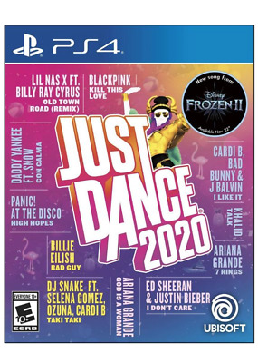 Nintendo Wii JUST DANCE 2020 Video Game - Baby Shark Song! Ships Fast!