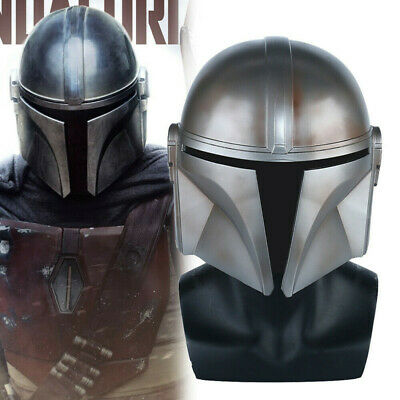 Star Wars The Mandalorian Mask Movie Cosplay Helmets PVC Masks Props Halloween