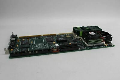 INDUSTRIAL COMPUTER SOURCE SBC Single Board 233MHz 64MB Card Model SB586T