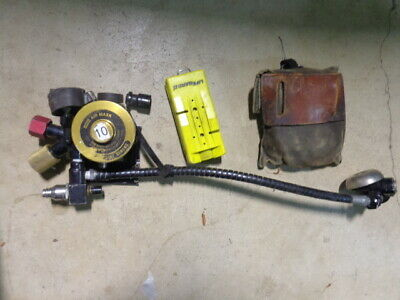MSA AIR Pack Pak HARNESS FIREFIGHTER SCBA SELF CONTAINED BREATHING