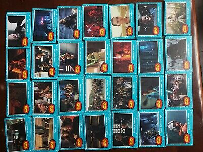2019 Topps Star Wars Journey To The Rise Of Skywalker Complete Set Of Cards!