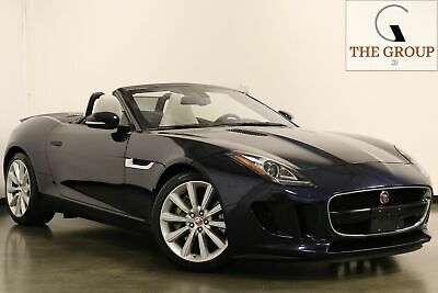 2017 Jaguar F-TYPE Premium 2017 F TYPE PREMIUM,BLUE/GRAY,LEATHER,NAVI,12K MI,LIKE NEW IN AND OUT