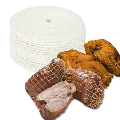Sausage Cotton String Roll Cooking Elastic Meat Netting Butchers Net Ham Roast