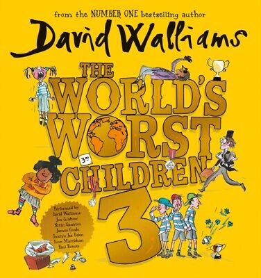 WORLDS WORST CHILDREN CD, Walliams, David