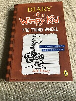 The Third Wheel (Diary of a Wimpy Kid book 7)-Jeff Kinney