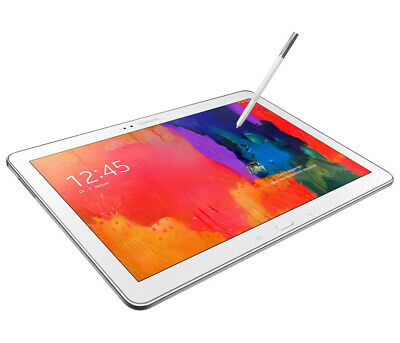 Samsung Galaxy NotePRO 12.2 - 32GB - LTE - Weiß - 2560x1600px Android - TOP