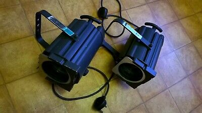 2 x Selecon - Acclaim 650W Fresnel Stage Lights