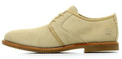 Mens Timberland Brook Park Navy Leather Suede Smart Casual Shoes Size UK A1OSZ