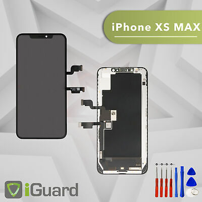 iPhone XS MAX LCD DISPLAY Komplett Einheit Touch Screen Panel Bildschirm 6.5