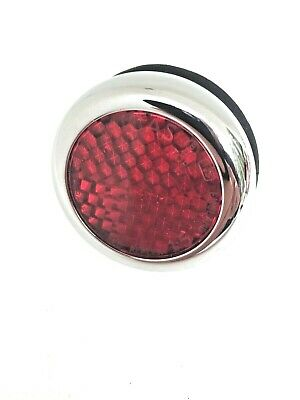 11G9021 - Lucas 57124 Lab701 Rer25 Red Reflector  Nos Concours Condition Bca4537