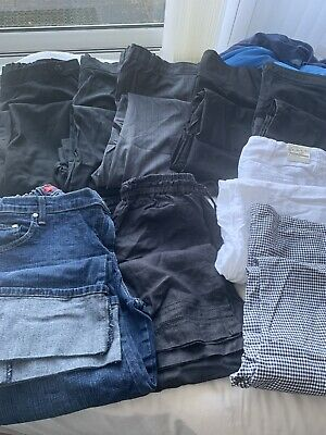 maternity clothes size 12-14 bundle. Next & Mothercare. Work And Casual Wear