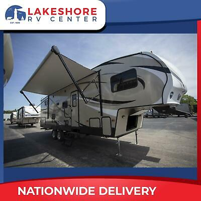 New 2019 Keystone Hideout 281DBS Bunkhouse 5th Wheel Rv Camper Call Now to Save