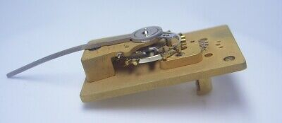 Clock Platform Escapement swiss made unused