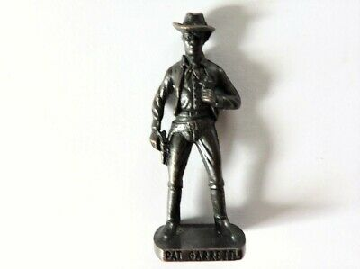Pat Garrett kinder Métallique Metal Cowboys Ferrero Metallfiguren