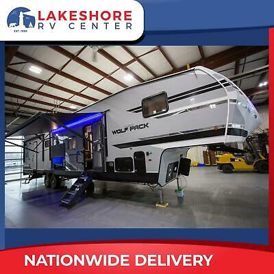 Forest River Wolf Pack 365PACK16 Fifth Wheel Toy Hauler RV LAST ONE IN STOCK!!!