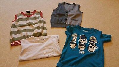 Boys clothing bundle age 3-4 mainly Next