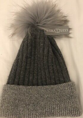 Gorgeous Grey Bobble Hat
